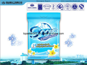 Reclying Paper Box Detergent Powder Brand-Snow pictures & photos