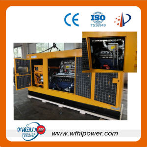 30-600kw CHP Natural Gas Generator pictures & photos