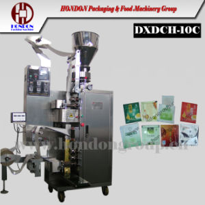 Inner and Outer Tea Bag Packing Machine Dxdch-10c pictures & photos