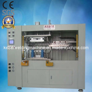 Auto Battery Hot Plate Welding Machine
