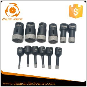 6mm to 70mm Stone Granite Diamond Brazed Core Drill Bit pictures & photos
