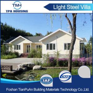 Light Steel Structure Modular Villa Home Design Prefabricated House pictures & photos