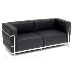 Le Corbusier Sofa LC2 of Love Seat