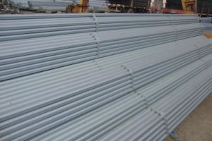 Thick Wall Gi Steel Pipes/Tubes pictures & photos