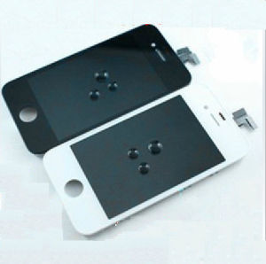 Original Cell Phone LCD for iPhone4 with Digitizer pictures & photos