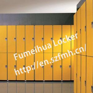 Coin Operated Locker Storage Cabinet Locker pictures & photos