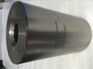 600MPa Intensifier High Pressure Cylinder for Water Jet Intensifier Pump pictures & photos