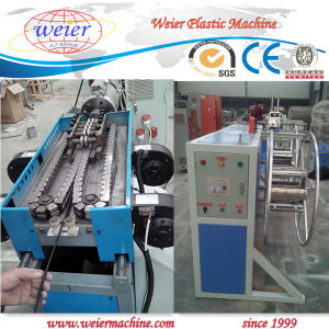 High Speed Electrical Single Wall Corrugation Pipe Extrusion Line pictures & photos
