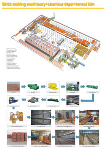 Professional Service to Build Full Automatic Clay Brick Production Line pictures & photos