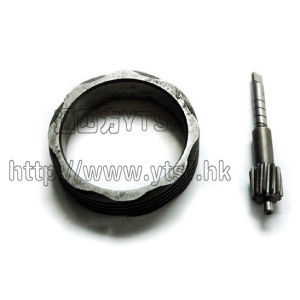High Quality Yuejin Auto Parts Driven Gear, Odometer pictures & photos