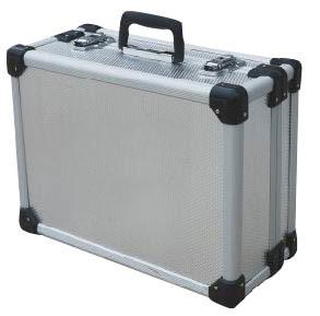 Aluminum Case White