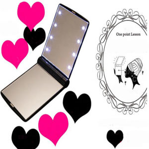 LED Mirror (with 8 LED) pictures & photos