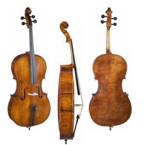 Handwork Paint High-Grade Cello (CLA-3(4/4)) pictures & photos
