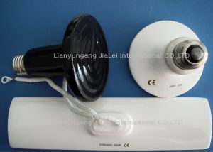 Black and White Ceramic Heat Emitter Light pictures & photos