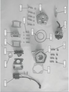 Koshine Engine Parts 2