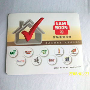 Advertising Promotion Gift Such as EVA PVC Mouse Pad pictures & photos