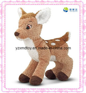 High Quality Reindeer Plush Toy pictures & photos