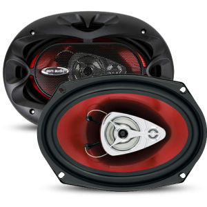 "400 W Max. 6""X9"" 3-Way Car Speaker (TS-CH6930) pictures & photos"