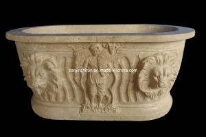 Limestone Bathtub Tub pictures & photos