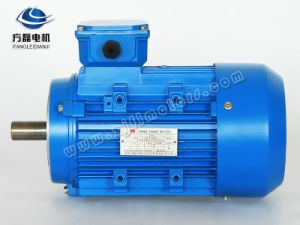 YX3 three phase Aluminum Electric Motor 8 pictures & photos