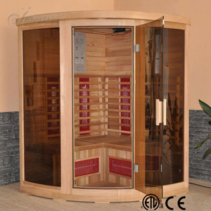 2016 New Indoor Infrared Sauna Room pictures & photos