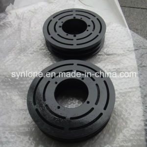2017 High Precision OEM Carbon Sand Casting Pulley pictures & photos