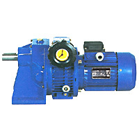 UDL Aluminium Alloy Stepless Worm Gearbox