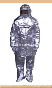 Chemical and Fire Protective Clothing (FFH-2) pictures & photos