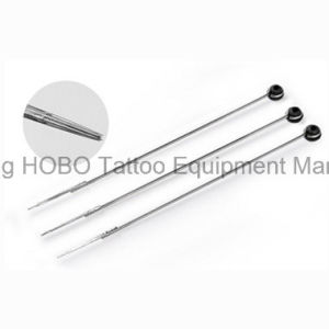 Cheap 1.25′′ (30mm) Combo Style Tattoo Tube Disposable Tattoo Grip with Needles pictures & photos