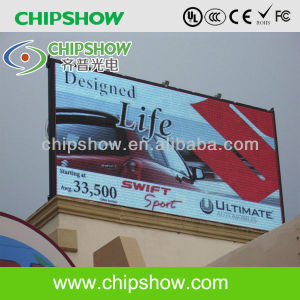 Chipshow P20 Standing Outdoor Full Color LED Display Screen pictures & photos