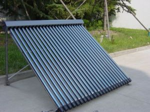Split Pressurized Heat Pipe Solar Collectors Solar Water Heater (SPB-58/1800-20) pictures & photos