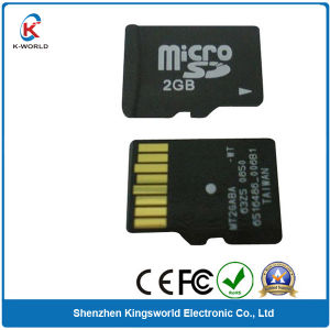 Bulk OEM 2GB Micro SD Card with Custom Package pictures & photos