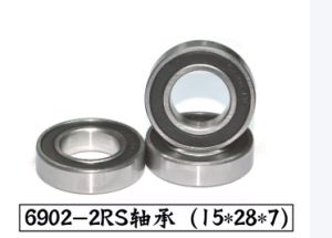 Deep Groove Ball Bearing (6902-2RS) in Large Stock pictures & photos