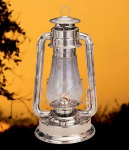 Nickel Plated Lantern (DHL-0080-NX)