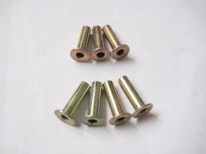 L14 6X22mm 10-14 Tubular Rivets Brake Lining Rivet pictures & photos