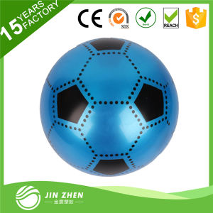 Size 5 PVC Outdoor Teenager Football Soccer Ball 21.5cm