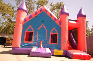 Inflatable Bouncy Castle (FC-657)