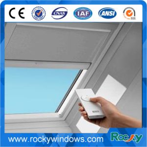 Hevta UPVC Sky-Light Window with Roller Shutter pictures & photos