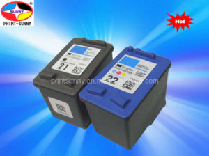 Ink Cartridges for HP21, 22