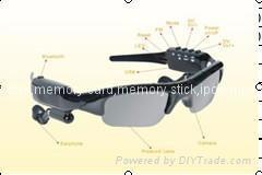 MP3 Sunglasses pictures & photos