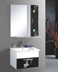 PVC Hung Bathroom Furniture Bathroom Cabinet
