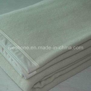 Wool Blanket, 100% Nealand Wool Blanket, Blanket Wb-090827 pictures & photos