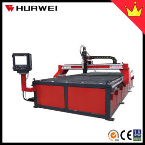 Tmg-3015 Table Model CNC Plasma Flame Gas Cutting Machine Cutter pictures & photos