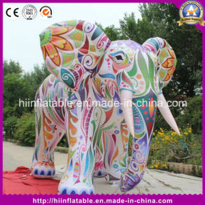 High Event Festival Holiday Decoration Inflatable Mascot Elephant pictures & photos