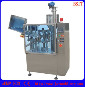 Plastic Laminate Tube Filling Sealing Machine Cfz-60b pictures & photos