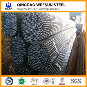 Weld Black Carbon Steel Pipe pictures & photos