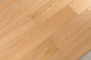 Three-Strip Style Surface Engineered Wood Flooring pictures & photos