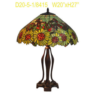 Tiffany Table Lamp (bD20-5-1-8415)