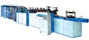 Paper & Yarn Compounded Bag Making Machine (GYWFD-800W)