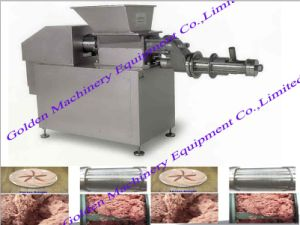 Poultry Meat Bone Separator Meat Debone Processing Machine (WSDB) pictures & photos